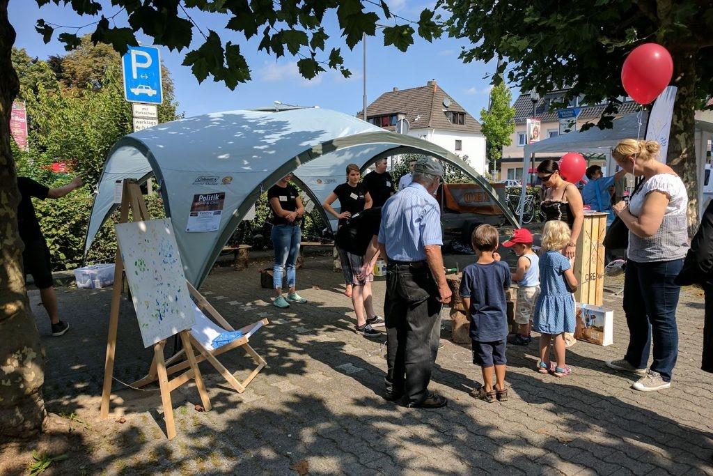 Erster Leichlinger Vereinstag 2017