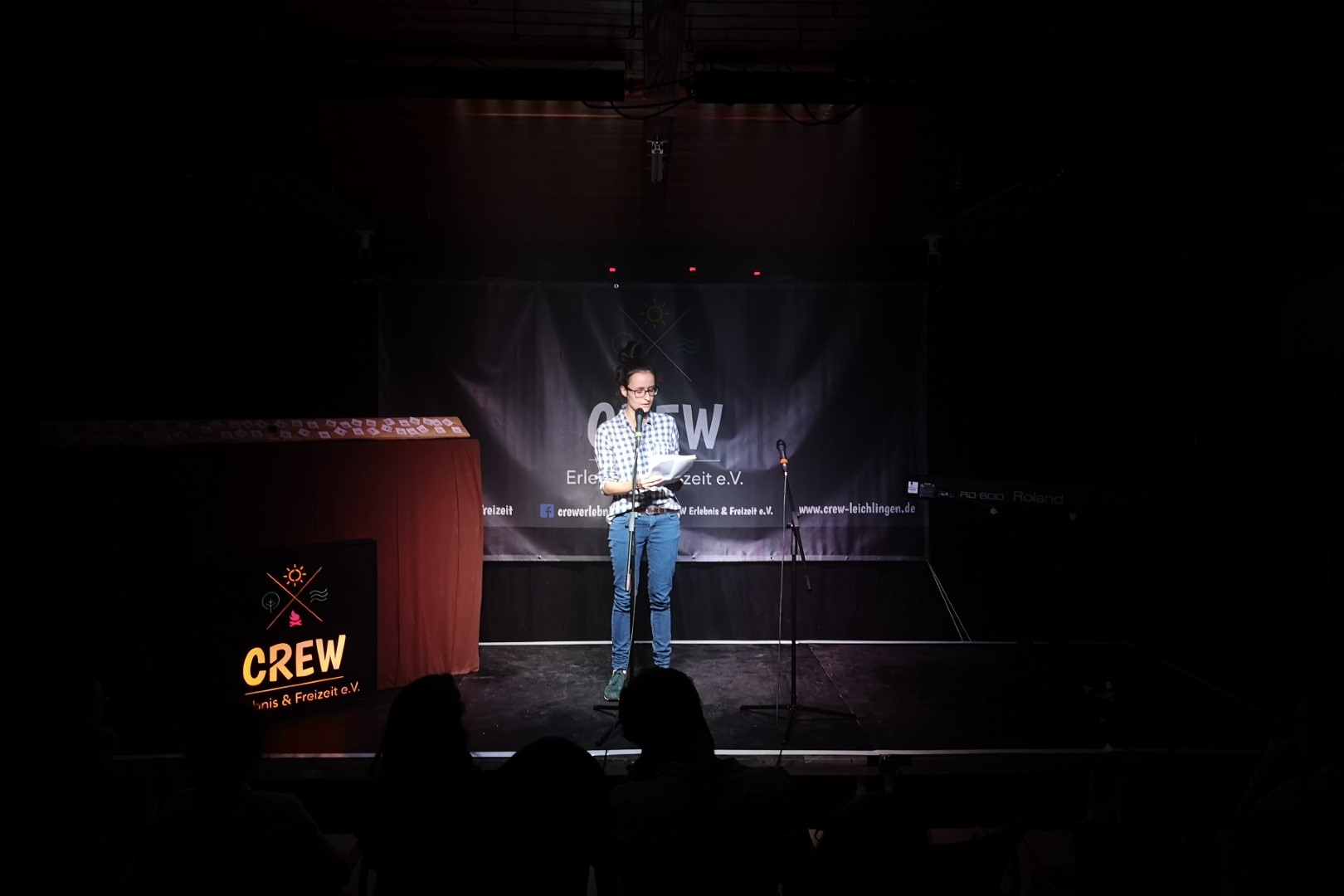 Open Mic Night 2018