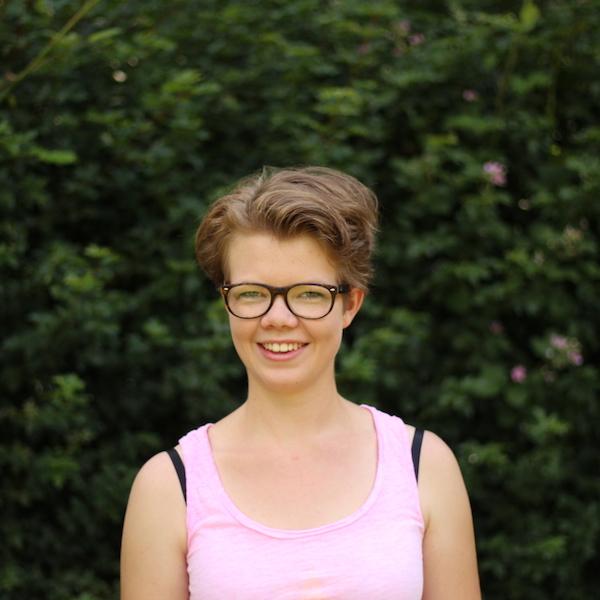 Porträtfoto von Pia Wimmershoff