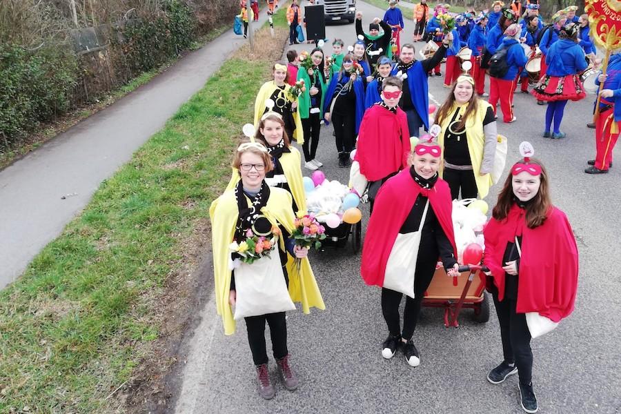 Karnevalszug Leichlingen