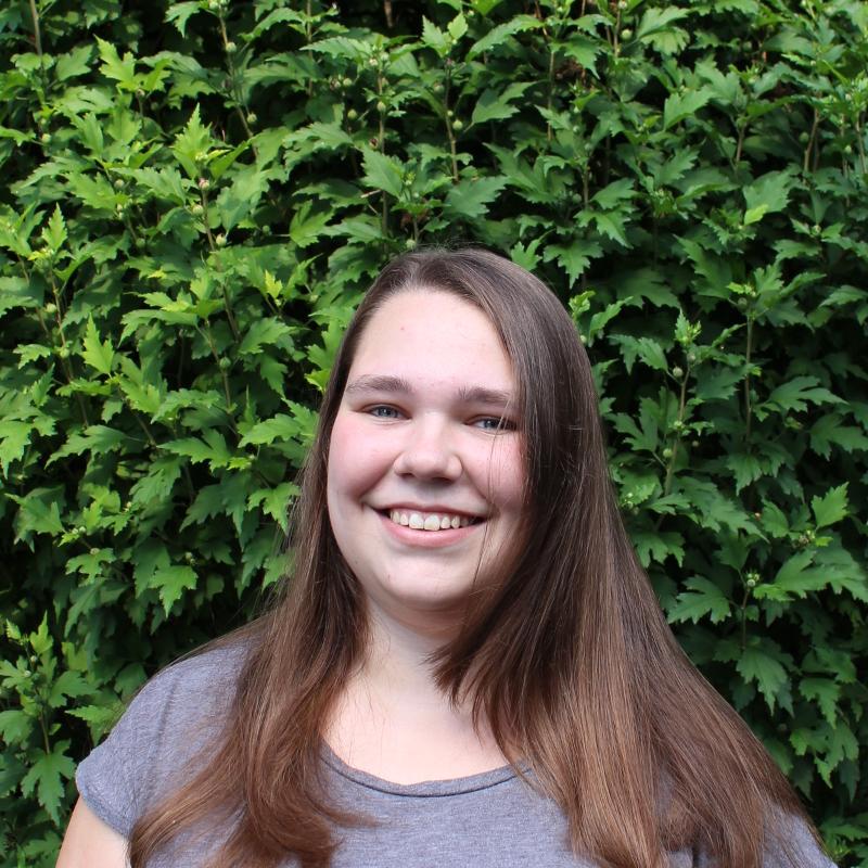 Porträtfoto von Jana Rietschel