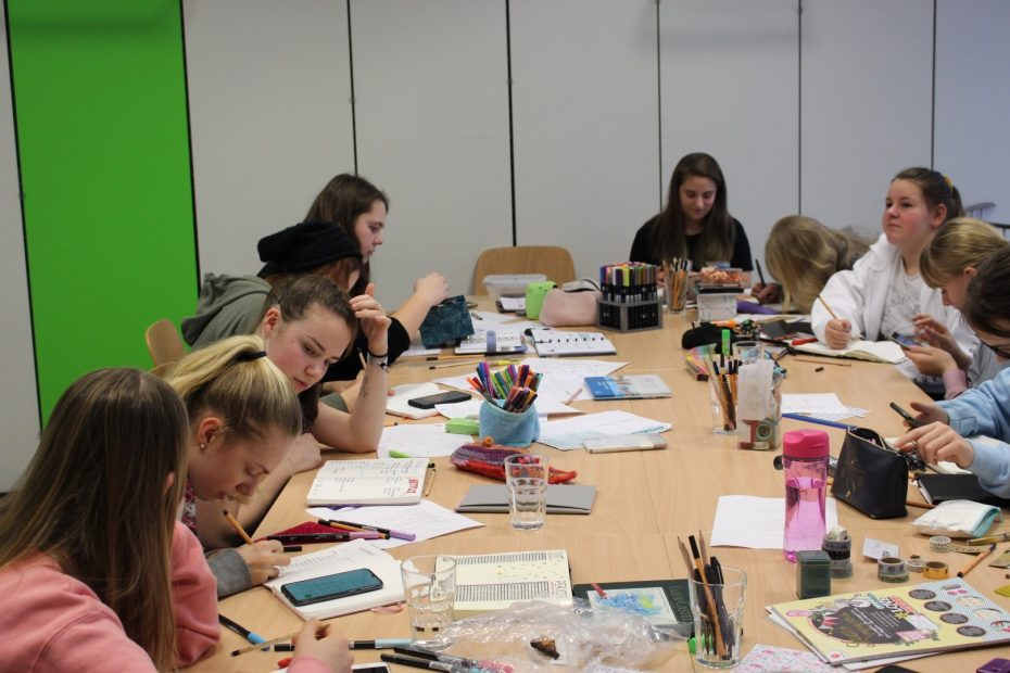 Bullet Journal Workshop Februar 2020