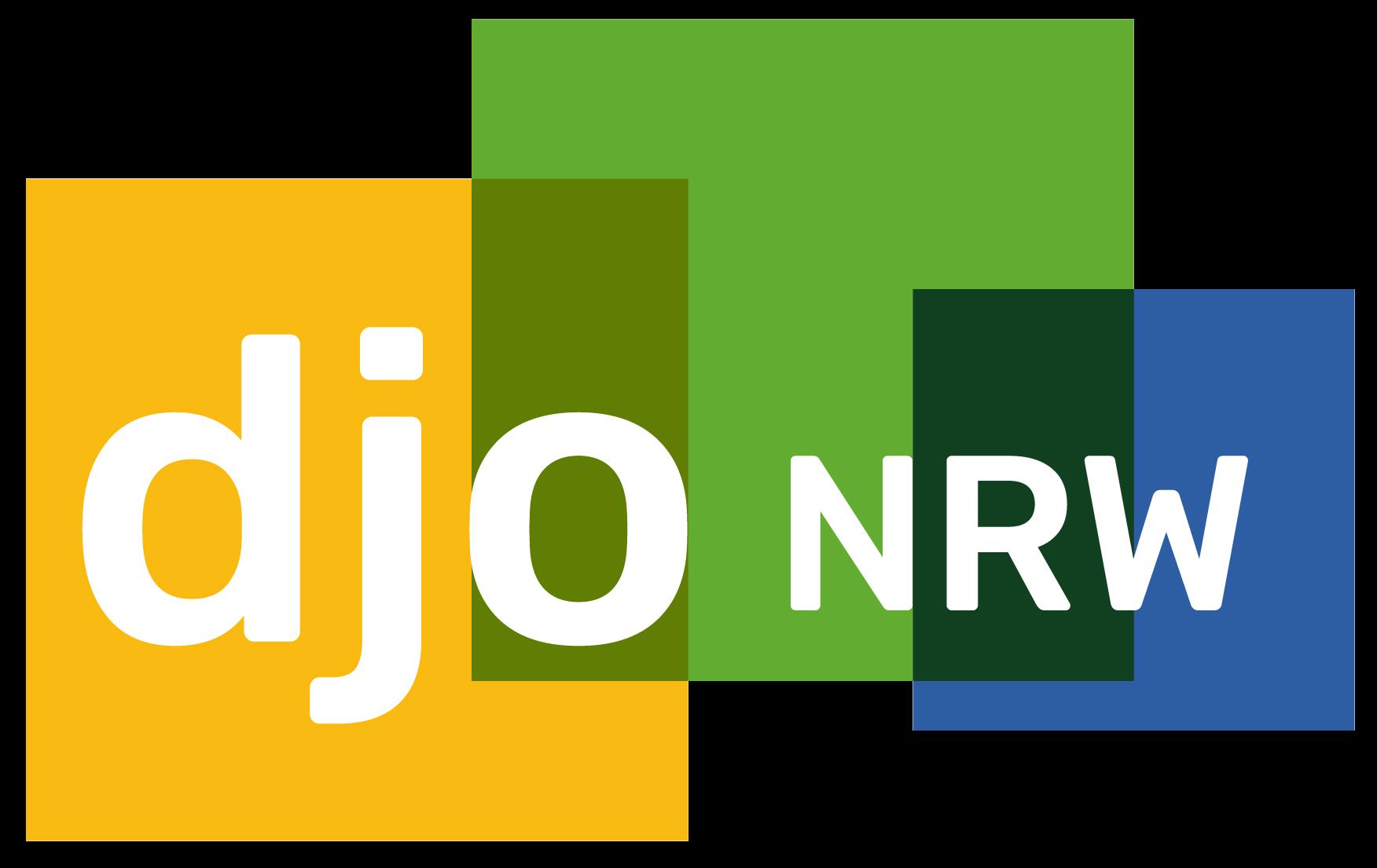 Logo der djo Nrw