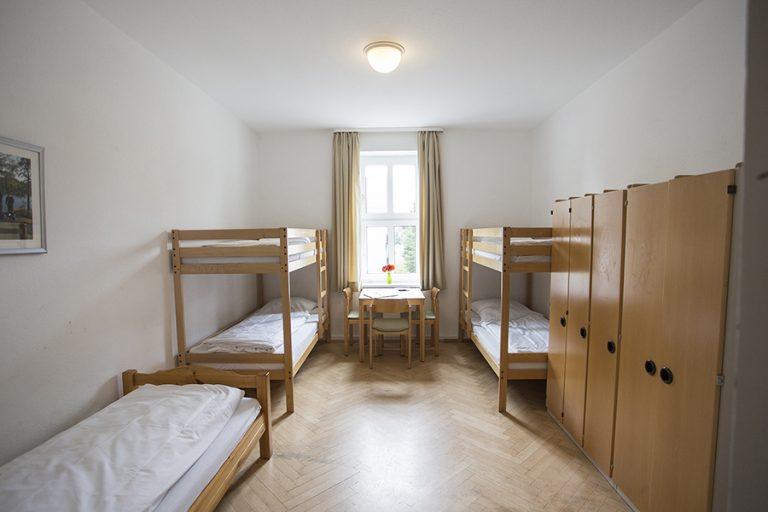 Fünfbettzimmer 1